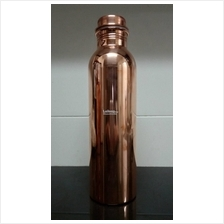ABSOLUTE PURE COPPER WATER BOTTLE (800ml) - READY STOCK!! Brand New!!!