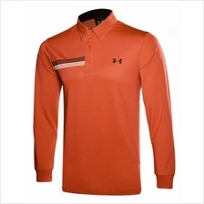 Under Armour Designer Men's Golf Shirt - Free Shipping Within Malaysia