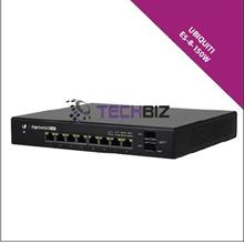 ES-8-150W Ubiquiti EdgeSwitch 8-Port Managed PoE+ Gigabit Switch