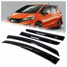 Honda Jazz 2014 MUGEN Anti UV Light Door Visor