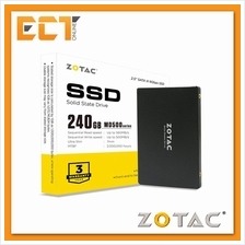 Zotac MD500 240GB 2.5 SATA III Internal Solid State Drive (SSD)