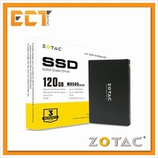 Zotac MD500 120GB 2.5 SATA III Internal Solid State Drive (SSD)