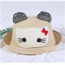 Lovely Kitty Cat / Hat (3 patterns available)