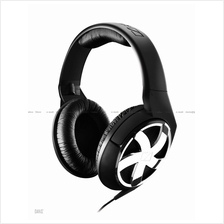 Sennheiser HD 438 chrome Penta-Spokes . Headphones . iPod . Free S&H