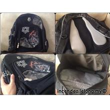 **incendeo** - ZIGZAG Casual Padded Backpack