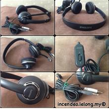 **incendeo** - PHILIPS Dynamic Stereo Headset SHM7410