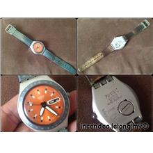 **incendeo** - SWATCH Irony Aluminium Days Collectible Watch