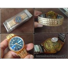 **incendeo** - SWATCH Golden Days GK721 Collectible Watch 1996