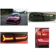Proton Inspira / Lancer LED Light Bar Tail Lamp + Head Lamp Set