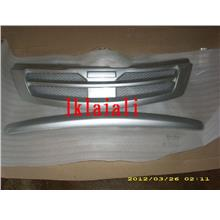 Nissan Sylphy IMPUL Style Front Grille + Upper Spoiler [Painted]