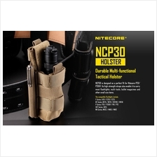 Nitecore NCP30 Pouch Holster P12 EC20 MT06 MH10 MT20C MH12 M1X S30R