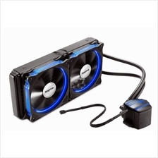 SEGOTEP HALO BLUE LED 240 LIQUID WATER CPU COOLER