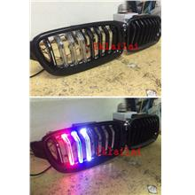 BMW F30 '12 Performance Style Front Grille W/Tri Colour LED