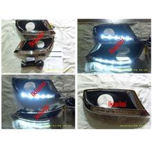Toyota Camry '09 Fog Lamp Cover With LED DRL