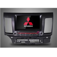 Mitsubishi LANCER GT Double Din DVD Player with GPS