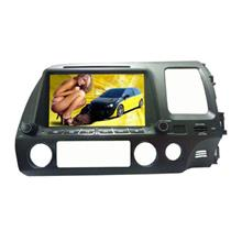 Honda Civic FD '06 / '12 DVD Player With GPS 7inch