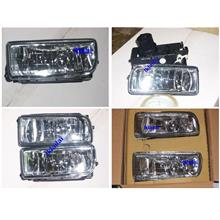 BMW E36 '91-97 Fog Lamp Crystal Glass Lens [BM01-FL01-U]