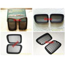 BMW 3 Series E36 '97 4D Front Grille All Black [BM01-FG09-U]