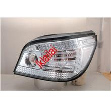 SONAR BMW E60 '04-09 GCi BAR TAIL LAMP+ LED Corner [Clear]
