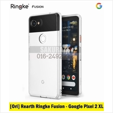 [Ori] Rearth USA Ringke Fusion Shield for Google Pixel 2 XL (Clear)