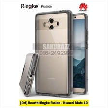 [Ori] Rearth USA Ringke Fusion Shield for Huawei Mate 10 (Smoke Black)