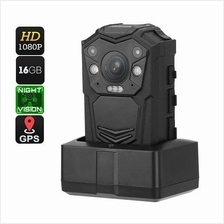 ★ 1296P Night Vision GPS Body Camera (DVR-20B)