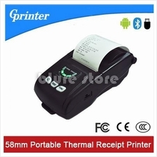 Thermal receipt printer Bluetooth & Wireless outdoor portable PT260
