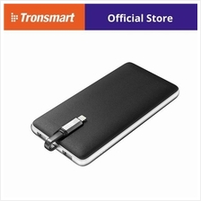 Tronsmart Prime 10000mAh Build-in iPhone cable Powerbank Power Bank)