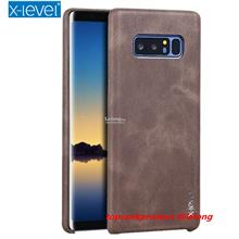 X-Level Samsung Galaxy Note 8 Note8 Vintage Leather Case Cover Casing