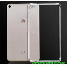 Huawei Mediapad T2 7.0 Pro Transparent Clear Back Case Cover Casing
