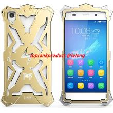 Huawei Honor 5A 4A Y6 Aluminium Thor Metal Back Case Cover Casing