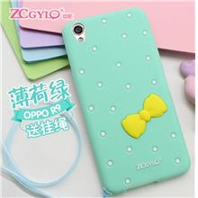 OPPO R7 Lite Plus R7S R9 F1 Plus ShakeProof Silicone Case Cover Casing