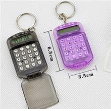 Can Flip Compact Keychain Calculator