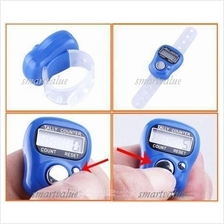 World Smallest Portable Digital 5 Digit LCD Hand Tally Counter,Tasbih