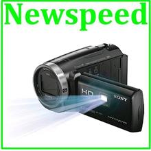 Sony HDR-PJ675 HD Handycam with Projector Video Camera Camcorder +16GB