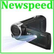 Sony HDR-PJ440 HD Handycam with Projector Video Camera Camcorder +8GB