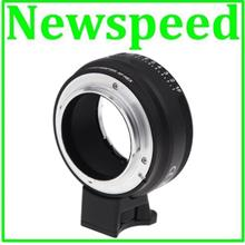 Nikon Lens (w/ exact aperture)To Sony A7 A7R NEX Body Mount Adapter
