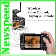 Wireless Live View  Display & Remote for d700 D800 Digital DSLR Camera