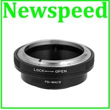 New Canon FD Lens To MFT M43 Micro 43 M4/3 Body Mount adapter