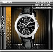 CASIO MTP-1192E-1A MULTI-HAND WATCH ☑ORIGINAL☑