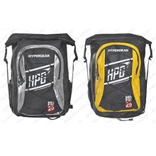 Hypergear Backpack Dry Pac ID 25 Liter (Yellow/Black)
