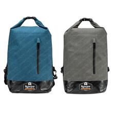 Hypergear Backpack Dry Pac Quest (Snow Blue/Snow Grey) Dry Bag
