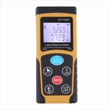 100m Mini Digital Laser Distance Meter Range Finder Measure Diastimete..