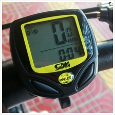 Waterproof Wireless Bicycle Cycling Sport Bike Computer Speedometer Od..