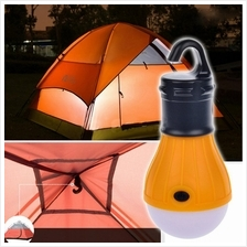 Soft Light Outdoor Hanging LED Camping Tent Light Bulb Fishing Lantern..