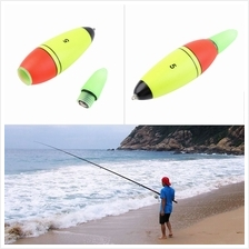 1pc Foam Fishing Lure Floats Slip Drift Tube LED Indicator Outdoor Acc..