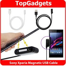 Sony Magnetic USB Charging Cable For Xperia Z1 Z2 Z3 Z Ultra Z4 Z5