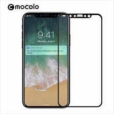 APPLE IPHONE X MOCOLO Full 0.33mm 2.5D Tempered Glass