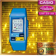 CASIO POPTONE LDF-50-2 WATCH☑ORIGINAL☑