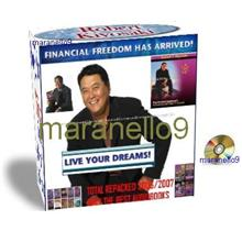 Robert Kiyosaki & The Investment Tycoons Latest UPDATED , Now In DVD!